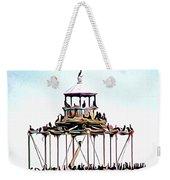 Horseshoe Reef Lighthouse 3 Weekender Tote Bag
