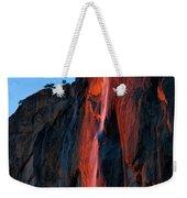Horsetail Falls 2016 Weekender Tote Bag