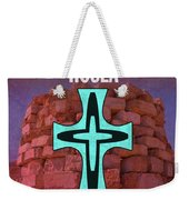 Hosea Books Of The Bible Series Old Testament Minimal Poster Art Number 28 Weekender Tote Bag