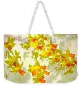 A Host Of Golden Daffodils Weekender Tote Bag