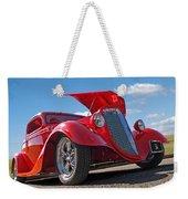 Hot '34 Weekender Tote Bag