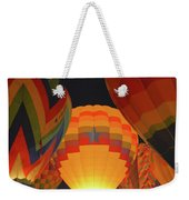 Hot Aie Balloons Weekender Tote Bag