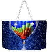 Hot Air Balloon / Digital Art Weekender Tote Bag