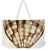 Hot Air Balloon Weekender Tote Bag