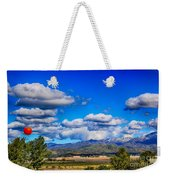 Hot Air Balloon Ride In Orange County Weekender Tote Bag