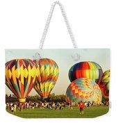 Hot Air Balloons Weekender Tote Bag