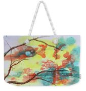 Hot Canyon Winds Weekender Tote Bag