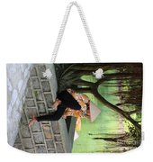 Hot Day At Tam Coc Reserve  Weekender Tote Bag