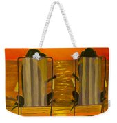 Hot Day At The Beach Weekender Tote Bag
