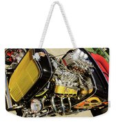Hot Hotrod Weekender Tote Bag