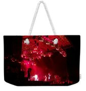 Hot Night Weekender Tote Bag