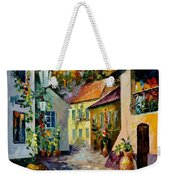 Hot Noon Original Oil Painting  Weekender Tote Bag