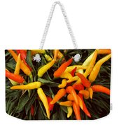 Hot Weekender Tote Bag