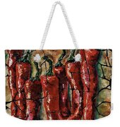 Hot Pepper Fresco Weekender Tote Bag