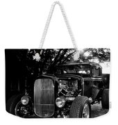 Hot Rod - Ford Model A Weekender Tote Bag