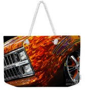 Hot Rod Chevrolet Scotsdale 1978 Weekender Tote Bag