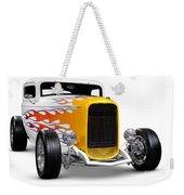 Hot Rod Ford Hi-boy Coupe 1932 Weekender Tote Bag