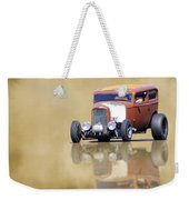 Hot Rod Reflection Weekender Tote Bag