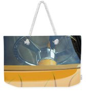 Hot Rod Steering Wheel 2 Weekender Tote Bag
