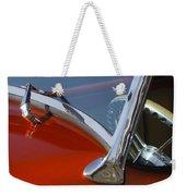 Hot Rod Steering Wheel 4 Weekender Tote Bag