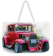 Hot Rod - Vignette Weekender Tote Bag