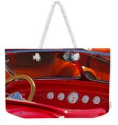 Hot Rods Weekender Tote Bag