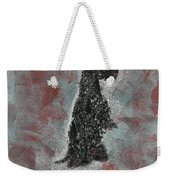 Hot Scottie Weekender Tote Bag