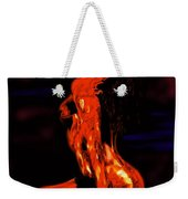 Hot Skin Weekender Tote Bag