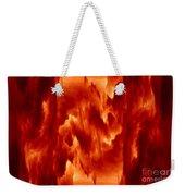Hot Space Weekender Tote Bag