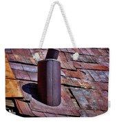 Hot Tin Roof Weekender Tote Bag