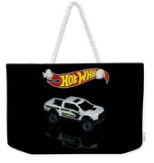 Hot Wheels Ford F-150 Raptor Weekender Tote Bag by James Sage