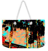 Hot Winter Weekender Tote Bag by Eikoni Images