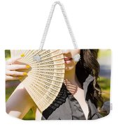 Hot Woman Weekender Tote Bag by Jorgo Photography - Wall Art Gallery