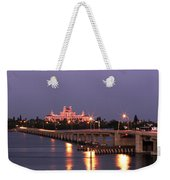 Hotel Don Cesar The Pink Palace St Petes Beach Florida Weekender Tote Bag