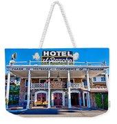 Hotel El Rancho Weekender Tote Bag