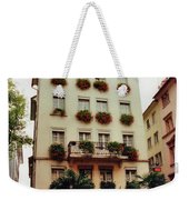Hotel In Down Town Zurich Switzerland Weekender Tote Bag