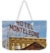Hotel Monteleone - New Orleans Weekender Tote Bag