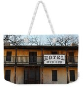 Hotel Mud Bug Paramount Ranch Weekender Tote Bag