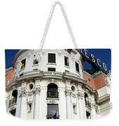 Hotel Negresco In Nice Weekender Tote Bag