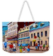 Hotel Nelson Old Montreal Weekender Tote Bag