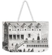 Hotel Of The Chamber Of Accounts In The Weekender Tote Bag