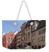 Hotel Suisse Strasbourg France Weekender Tote Bag