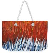 Hotter Than Hot Weekender Tote Bag