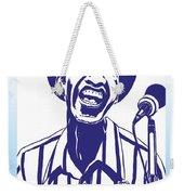 Hound Dog Taylor Weekender Tote Bag