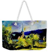 Hour Village Belgium Weekender Tote Bag