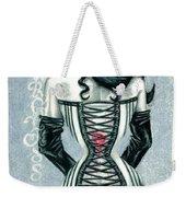 Hourglass Figure Weekender Tote Bag