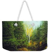 Hourglass Light Weekender Tote Bag