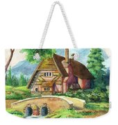 House Along The River Weekender Tote Bag