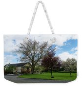 House At The City Limits Weekender Tote Bag