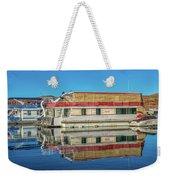House Boats  Weekender Tote Bag